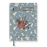 【7321】「アリス ver.2」ヴインテージ洋装ダイアリー「パタンA」/「Alice ver.2」vintage western style diary「Pattern A」/192p [並行輸入品