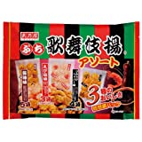 Amanoya Petit Mix Assortment Rice Cracker Puff, 169 g