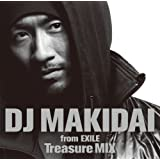 DJ MAKIDAI MIX CD Treasure MIX