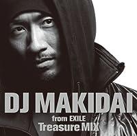 DJ MAKIDAI MIX CD Treasure MIX