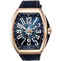 [フランクミュラー]FRANCK MULLER 腕時計 ヴァンガード ヨッティング メンズ V45SCDT YACHTING 5N BL メンズ 【並行輸入品】