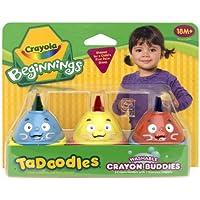 Crayola 3 ct Washable TadoodlesクレヨンBuddies