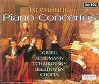 Romantic Piano Concertos by Romantic Piano Concertos (1900-01-01)