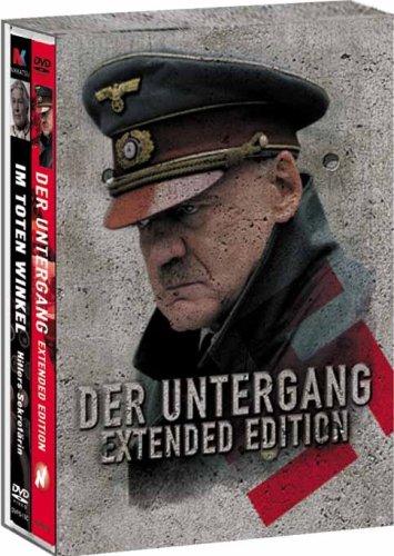 ヒトラー~最期の12日間~エクステンデッド・エディション<終極BOX> [DVD]の詳細を見る