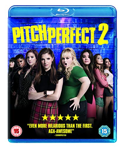Pitch Perfect 2[Blu-ray][Import]