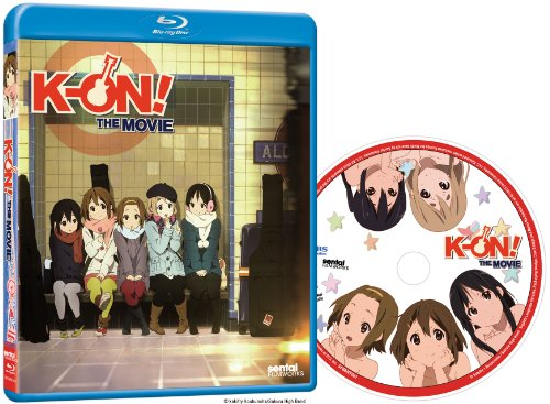 K-On: The Movie [Blu-ray] [Import]