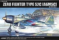 Academy 12493Zero Fighter Type 52C [ a6m5C ] 1/ 72plasticモデルキット航空機ジェット/ # r6sg5eb-48q17897