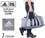 adidas ゴルフウェア アディダス 3ストライプ ミディアム ダッフルバッグ