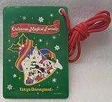 DISNEY LAND ★【ディズニーランド】 JCB クリスマスファンタジー パスポートホルダー  東京ディズニーランド