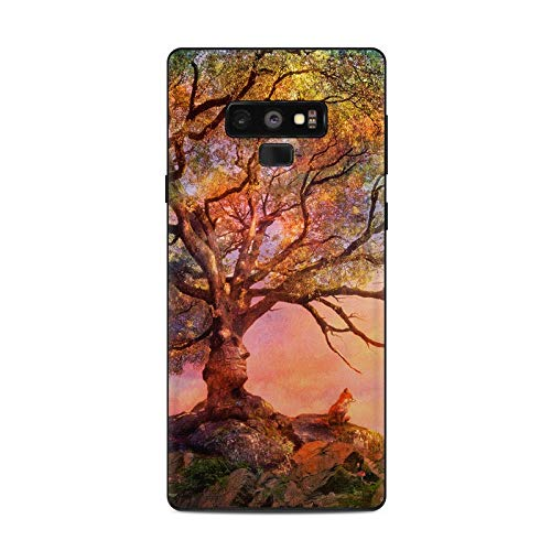 Decalgirl Samsung Galaxy Note 9用スキンシール Fox Sunset