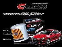 [CUSCO]CZ4A ランサーエボリューション10(ランエボ10) 用スポーツオイルフィルター(エレメント)【00B 001 E】
