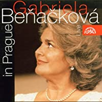 Benackova;Live in Prague