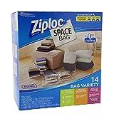 ジップロック(Ziploc) ランドリーネット ブルー 29.2 x 26.7 x 16.5 cm 707373