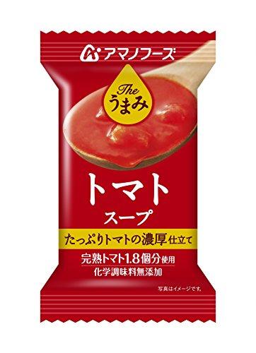 アマノフーズ Theうまみ トマトスープ 12.5g 1セット 10個