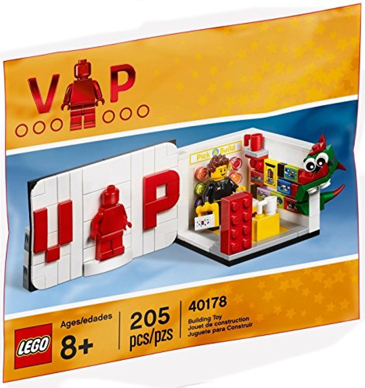 40178 Lego Iconic VIPセット