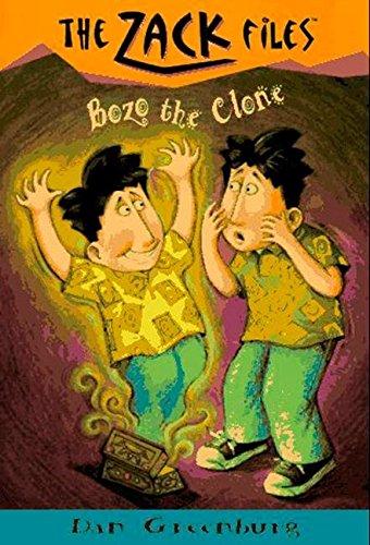Zack Files 10: Bozo the Clone (The Zack Files)の詳細を見る