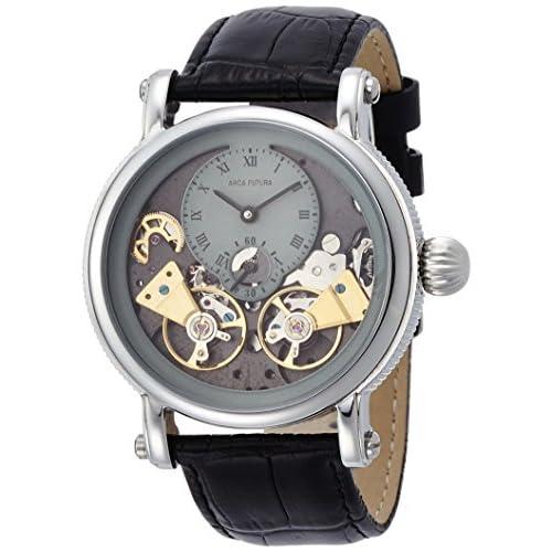 [アルカフトゥーラ]ARCA FUTURA 腕時計 自動巻き 324SKBK メンズ