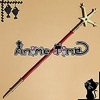 QJP1275 コスプレ道具 メルルのアトリエ 〜アーランドの錬金術士3〜 メルルリンス 杖武器