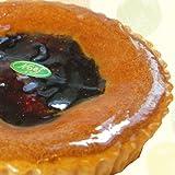 「ブルーベリータルト」 ブルーベリーの酸味と天然はちみつのやさしい甘さが絶妙