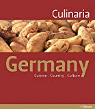 Culinaria Germany: Cuisine, Country, Culture 画像