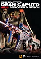 Panteao Productions : Make Ready with Dean Caputo ar15Armorer 'sベンチ–pmr004–ar15–m16–m4–診断トレーニング–Armorerトレーニング–Gun修復–DVD