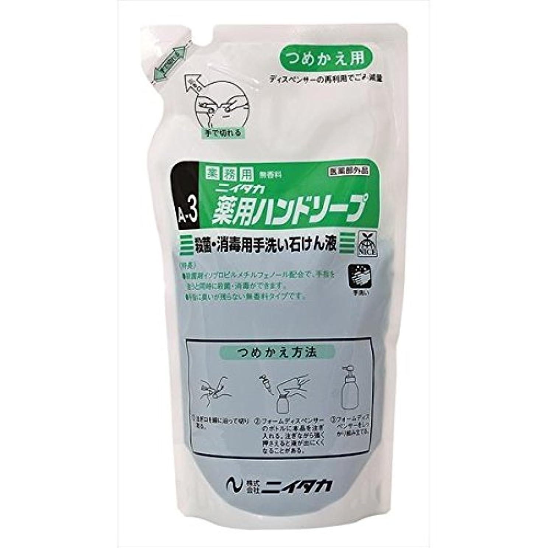 行列店員家ニイタカ:薬用ハンドソープ(A-3) 400g×6 250160