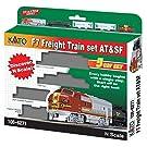 ■【KATO/カトー】(106-6271)F7 AT&SF フレイトトレインセット 鉄道模型 外国車両 Nゲージ