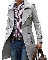 (ネルロッソ) NERLosso トレンチコート メンズ コート メンズコート メンズトレンチコート カジュアル ビジネス ロング cmd24178