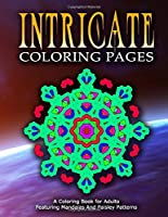 Intricate Coloring Pages: Coloring Pages for Girls
