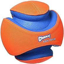 Chuckit! Kick Fetch, Orange/Blue