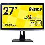 iiyama モニター ディスプレイ XB2779QQS-S1(27インチ/5K(5120x2880)/IPS/DisplayPort,HDMI/昇降/3年保証)