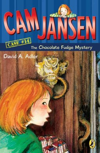 Cam Jansen: the Chocolate Fudge Mystery #14の詳細を見る