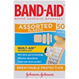 Band-Aid Assorted Shapes 50