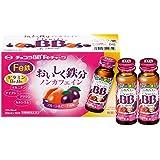 チョコラBB Feチャージ ※ノンカフェイン 50mLx10本 [栄養機能食品(鉄)]