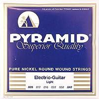 PYRAMID STRINGS EG Pure Nickel 009-042 エレキギター弦