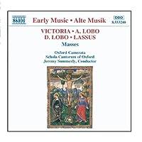 Victoria/Lobo/Lassus: Masses【CD】 [並行輸入品]
