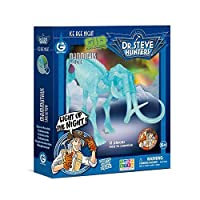 Geoworld Ice Age Night Mammuthus Toy Glow In The Dark [並行輸入品]