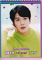 チョンヨンファ/CNBLUE2019-20年度 新卓上カレンダー韓国