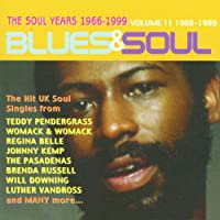 Blues & Soul Years V.11,'88