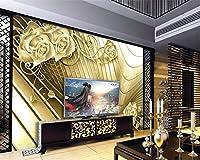 Minyose 壁紙 カスタム3D写真の壁紙山の湖風景の背景の壁3Dの壁紙リビングルームの寝室の壁3Dの壁紙