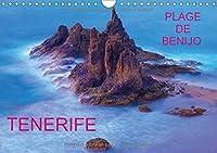 Tenerife Plage De Benijo 2017: La Plage Solitaire De Benijo Est Aussi Sauvage Que Les Vagues Qui Se Precipitent Sur Ses Recifs Basaltiques Et Son Sable Noir. (Calvendo Nature)