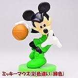 チョコエッグ ディズニーキャラクター8 [16.ミッキーマウス(彩色違い/緑色)](単品)