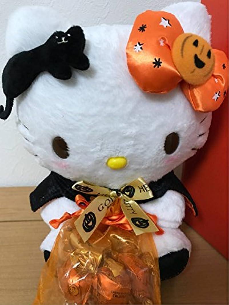 賃金切り下げチャートGODIVA☆ゴディバ ハローキティ☆ぬいぐるみ チョコレート☆2017 限定☆新品
