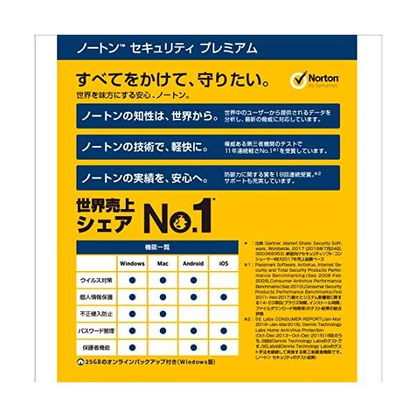 【Amazon.co.jp限定】ノートン セキ...の紹介画像2