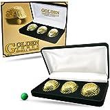 [マジック メーカー]Magic Makers Golden Three Shell Game Magic Trick Kit MM-0613 [並行輸入品]