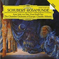 Schubert: Music for Rosamunde by Anne Sofie von Otter [Mezzo-Soprano] (1991-06-14)