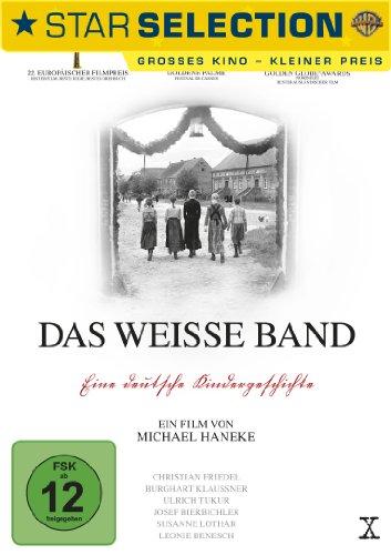 DVD * Das weisse Band (1 Disc) [Import allemand]