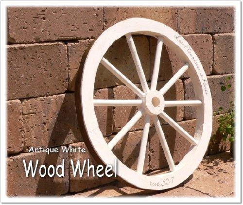 RoomClip商品情報 - ブランウィール 木製車輪 M ホワイト
