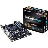 GIGABYTE マザーボード AMD 760G+SB710 Socket AM3+ Micro ATX GA-78LMT-USB3 REV6.X