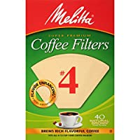 Melitta円錐コーヒーフィルタ